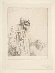 Le mendiant (Beggar)