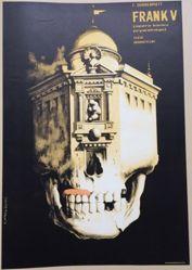 F. Dürrenmatt, Frank V (opera banku prywatnego) (Frank V [private bank opera]), Teatr Dramatyczny