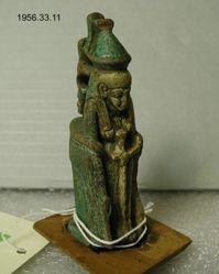 Figure of Isis