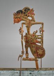 Puppet (Wayang Klitik) of Drupada