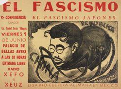 El fascismo: 7a conferencia, El fascismo japonés (Fascism: 7th Lecture, Japanese Fascism)