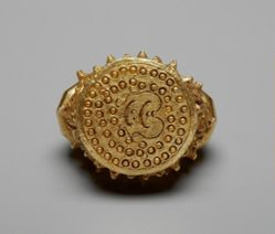 Double Lotus Ring