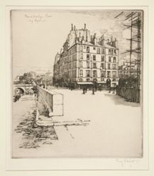 Rue de Harlay, Paris