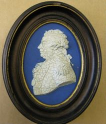 Portrait Medallion: Viscount Adam Duncan