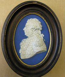 Portrait Medallion: Viscount Adam Duncan