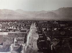 Panorama di Pompei [Panorama of Pompeii]