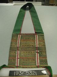 Bag of compound cloth