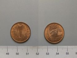 1/4 Pence from Ireland