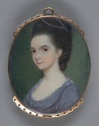 Mrs. Peter Oliver (Sarah Hutchinson) (1744–1780)