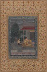 Ragini Patmanjari  : Part of a Ragamala