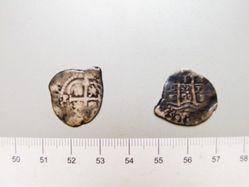Reales of Charles III, King of Spain from Unknown