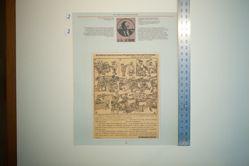 Rossiiskaia Sotsialisticheskaia federativnaia sovetskaia respublika (The Russian Soviet Federative Socialist Republic), no. 2 of 12 from the series Lenin: Plakaty portrety listovki 1917-1922 gg. iz fondov gosudarstvennoi biblioteki SSSR imeni V.I. Lenina (Lenin: Posters, portraits and leaflets from 1917-1922. From the archives of the State Library of the USSR, named after V. I. Lenin)