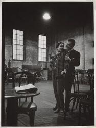 Duet, from the series Metropolitan Opera