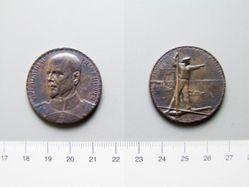 Silver Medal of Admiral Franz von Hipper