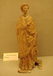 Tanagra figurine