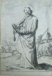 L'apôtre saint Pierre (The Apostle Saint Peter)
