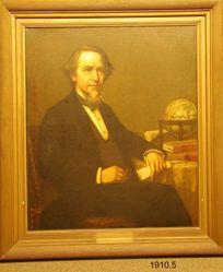 Elias Loomis (1811-1889), B.A.1830, M.A.1836