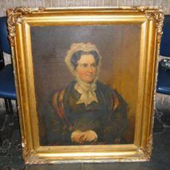 Mrs. Peter Lanman (Abigail Trumbull) (1781-1861)
