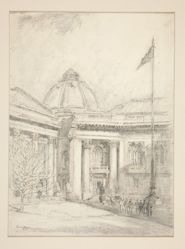 Memorial Hall: Yale University