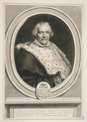 Remi Du Laury, Provost of St. Pierre of Lille
