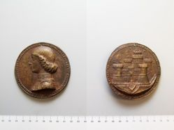 Medal from Italy