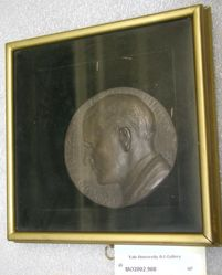 Medal of George Pierce Baker