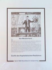 Grafik des Kapitalistischen Realismus (Graphics of Capitalist Realism)
