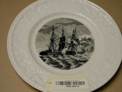 Plate (The Wasp and the Frolic)