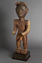 Male Ancestor Figure (Ana Deo)