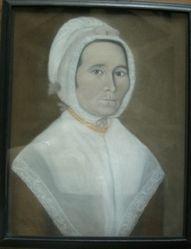 Mrs. Obadiah Johnson (Lucy Cady Spaulding) (1742-1814)