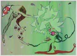 Gravity's Dream, from the Exit Art portfolio Expose