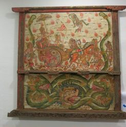 Painting on Panel