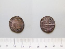 Silver groat of Philip III from Barcelona