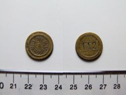 Consommer token for a country fair