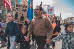 Marching for Immigrants and Refugees, from the Voces de la Frontera box set