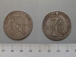 Gulden of the United Netherlands from Gelderland