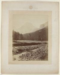 Butte near Mt. Blackmore M.T.
