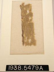 Textile (plain tapestry fragment)