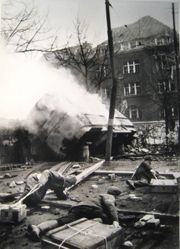 Logistics Line, Germany, from The Great Patriotic War, Vol. II