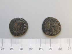 Base imitation of nummus of Constantine I