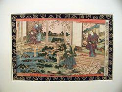 Chushingura, Act 2: Wakasanosuke Swears Revenge on Moronao