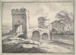 View of the Ponte Lucano