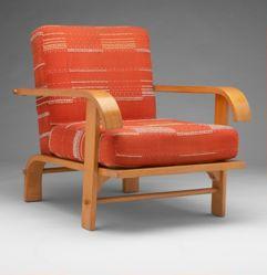"Armchair,  ""American Modern"" Line"