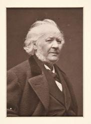 Portrait of Honore Daumier (1808-1879)