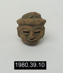 Head of Figurine - Fragment