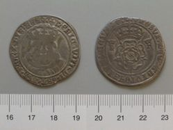 1 Teston of Henry VIII, King of England from London