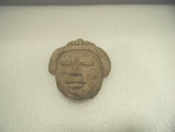 Head with Headdress (head of Devada)