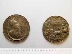 Heraclius I, Emperor of Byzantium