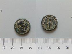 Uncertain denomination of Domitian from Philadelphia (Neocaesarea)