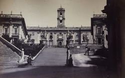Untitled (View of the Campidoglio)